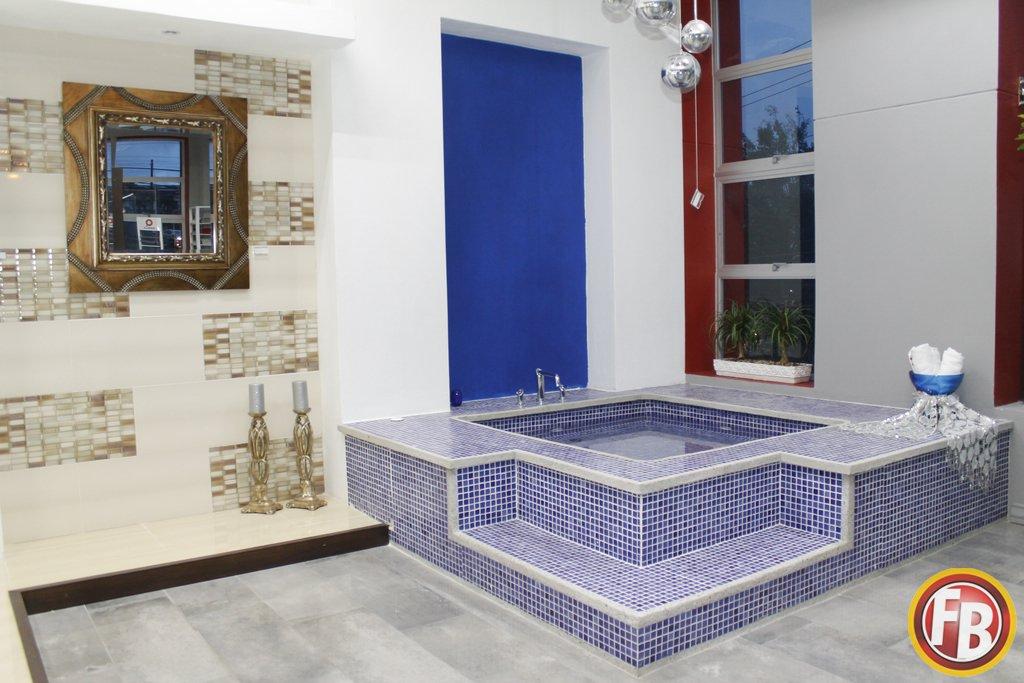 Baños Con Tina De Cemento:Jacuzzis y Bañeras Costa Rica