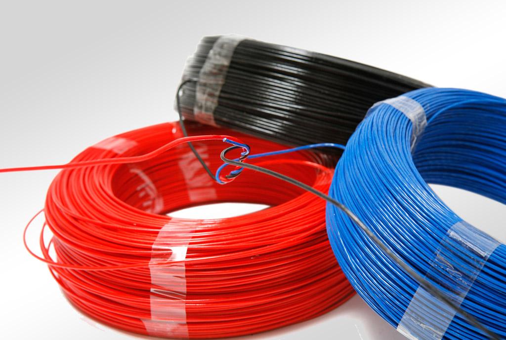 Cable electrico materiales de construcci n para la - Cable electrico para exterior ...