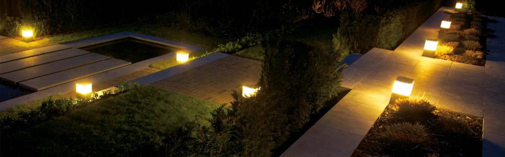 Iluminacion jardines pequeos free fabulosas ideas de for Lamparas para el jardin