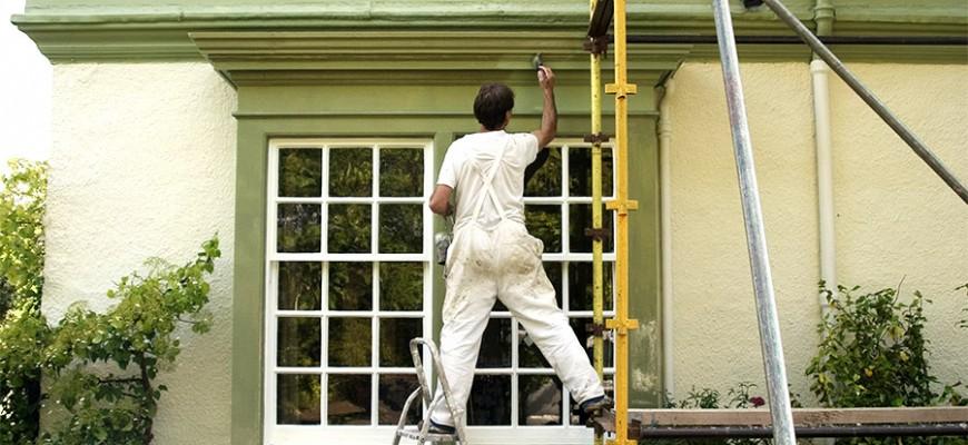 ¿Cómo escoger pintura de exteriores para una casa?