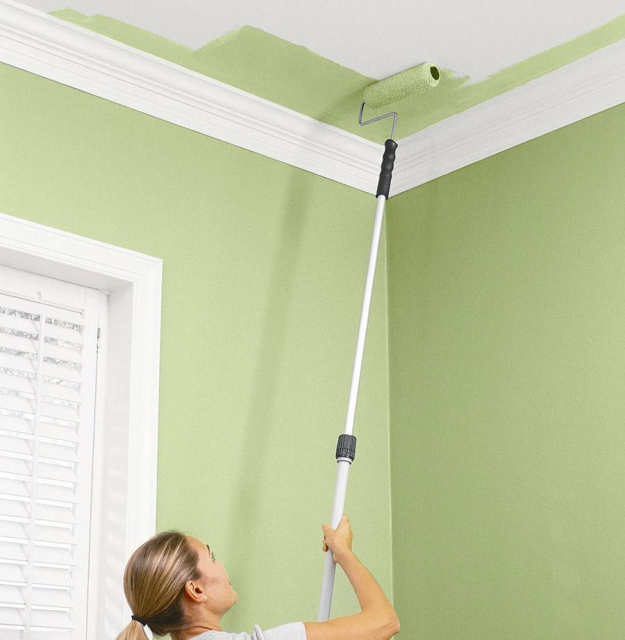 Consejos generales para pintar techos costa rica - Pintar lamparas de techo ...